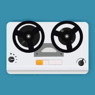 Reel Recorder Tape Player