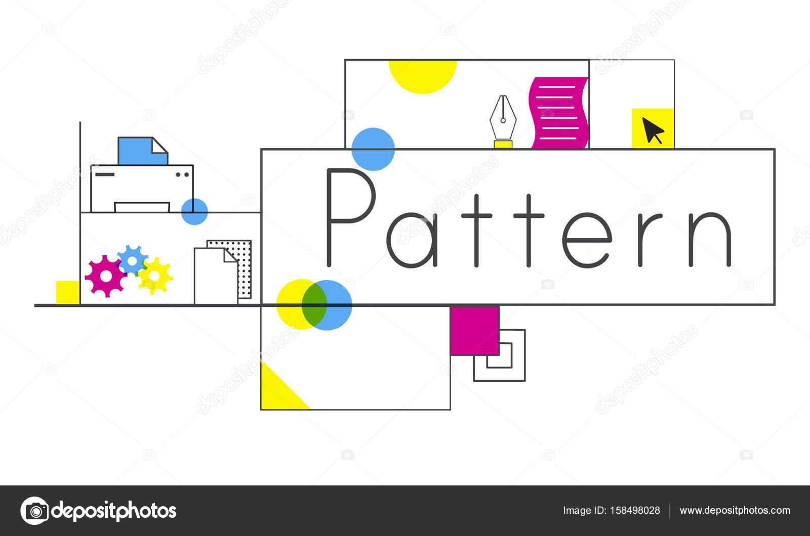 design template seite mit muster konzept foto von rawpixel - Konzept Muster