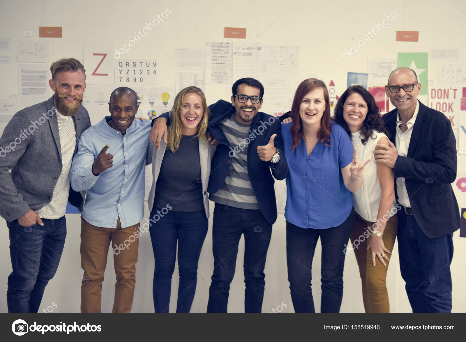 Startup Business Team working — Stock Photo © Rawpixel #158519946