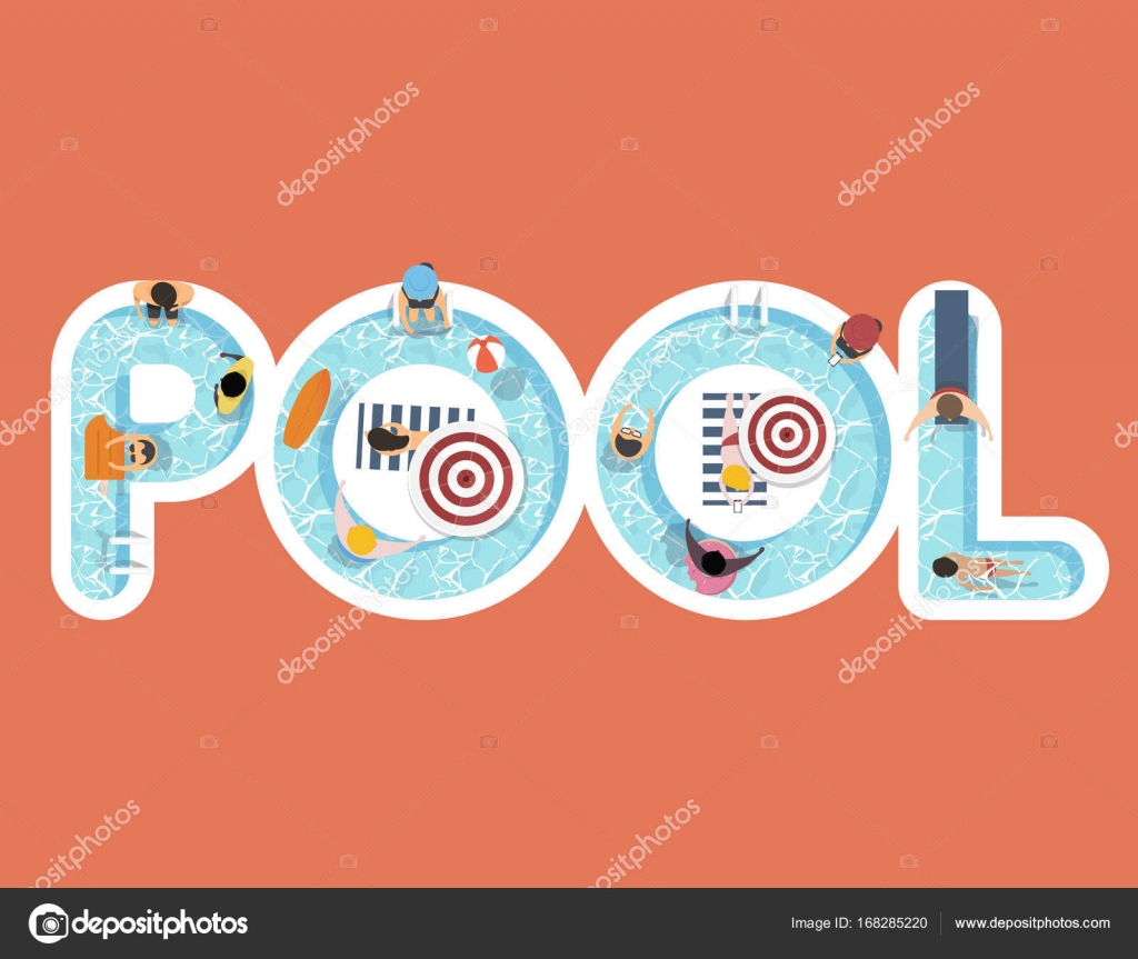 pool word