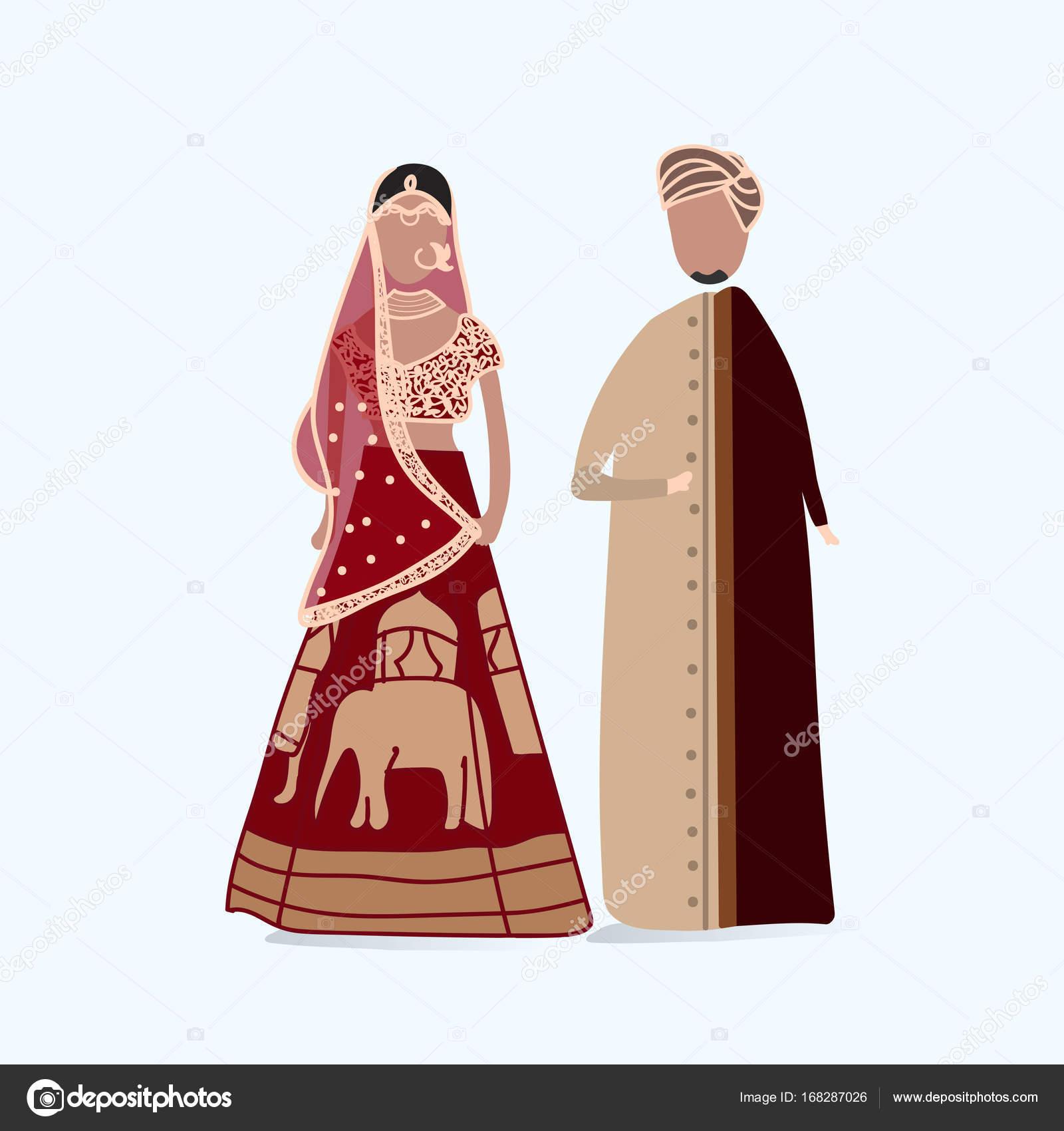Suknia ślubna Indian I Kostium Grafika Wektorowa Rawpixel 168287026