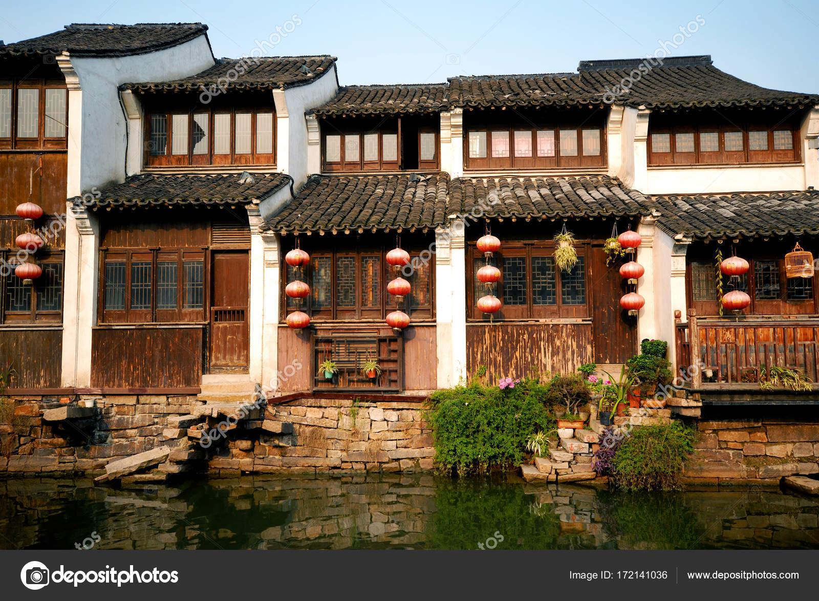 Case Tradizionali Cinesi : Descrizione di sei tipi di case cinesi tradizionali