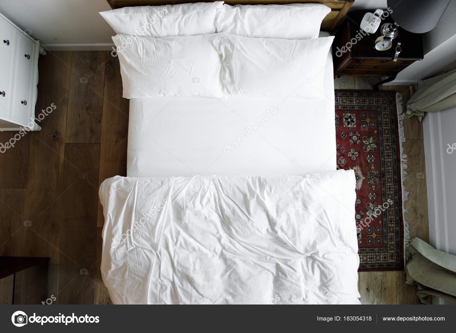 Bed top view Single Bed Top View Bed Bedroom Stock Photo Depositphotos Top View Bed Bedroom Stock Photo Rawpixel 183054318