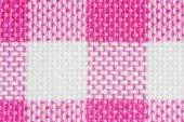 Pink fabric, original photoset