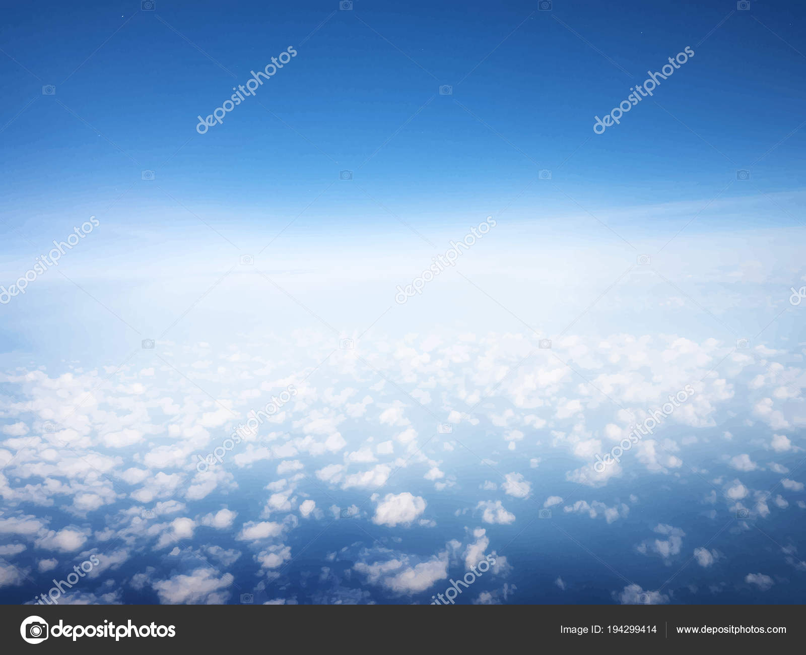 blue sky clouds wallpaper — stock photo © rawpixel #194299414