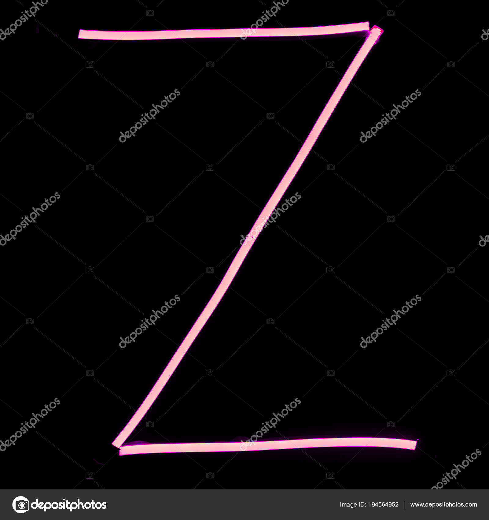 alphabet pink neon lights black background stock photo rawpixel