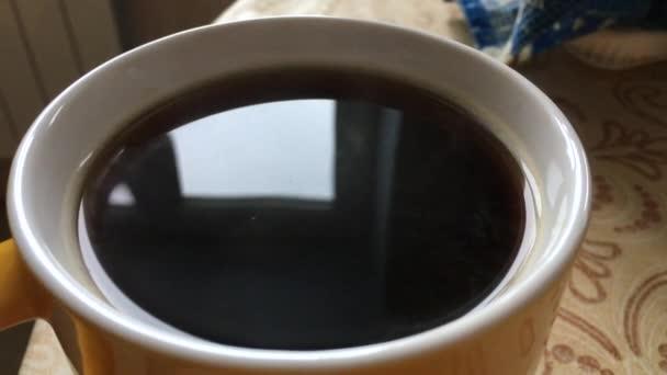 gocce di caffè, drink, calore,