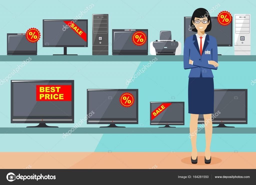 推销电脑_在与电视、 电脑、 笔记本电脑、 打印机、 存储管理器监视。在 ...