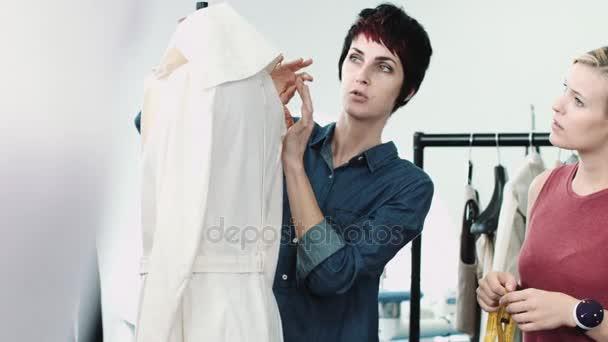 Fashion Designer Training Apprentice Stock Video C Reeldealhd 145191711