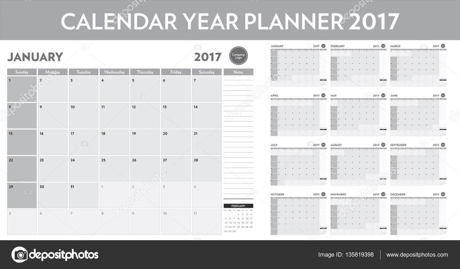 naptár határidőnapló letöltés naptár, határidőnapló 2017 — Stock Vektor © siiixth #135819398 naptár határidőnapló letöltés