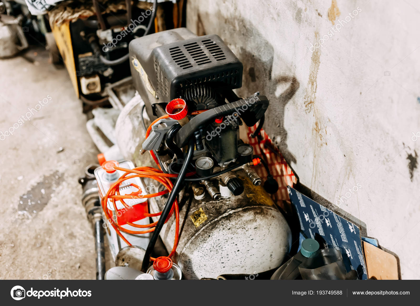 lb compressor my propane youtube homemade watch garage air tank for