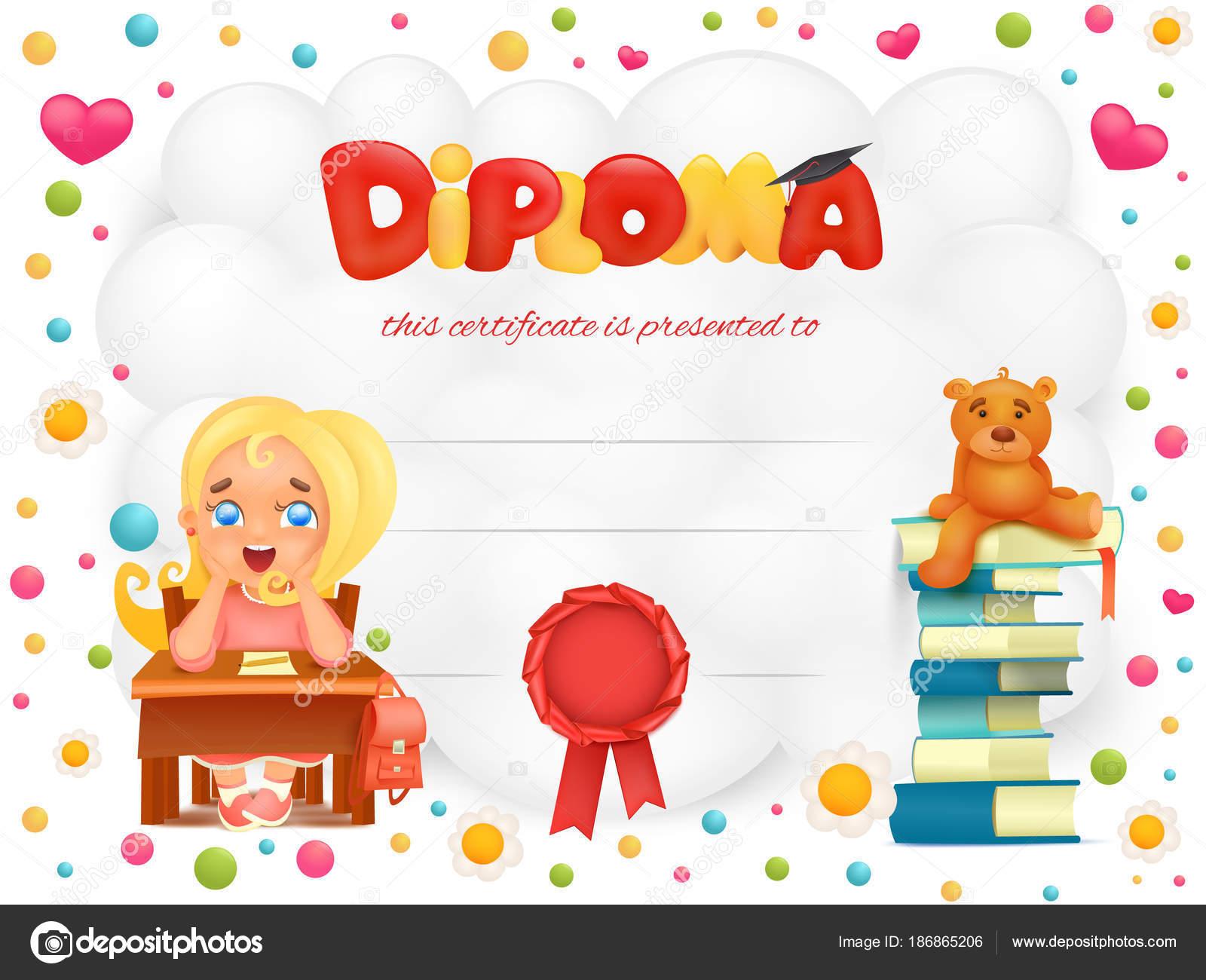 diplomas para hacer e imprimir diploma certificado de plantilla