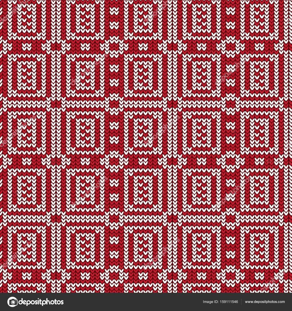 marco rectángulo rojo y blanco con línea de punto a rayas de punto ...