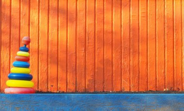 Rustic color wood texture background.