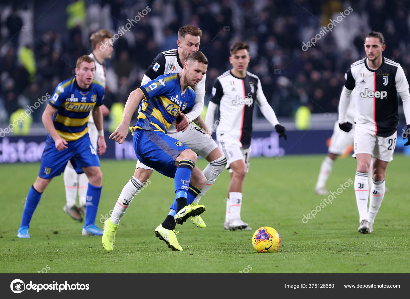 Juventus Gegen Parma