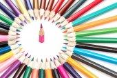 Egy kört a kis ceruza