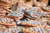 Lebkuchenherzen beim Liebstatt-Sonntag in Gmunden
