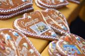 Den Liebstatt-Sonntag gibt es seit 1641. Es ist ein typisch oberösterreichischer Brauch im Salzkammergut. Lebkuchenherzen werden gebacken, verziert, verschenkt und verkauft. -