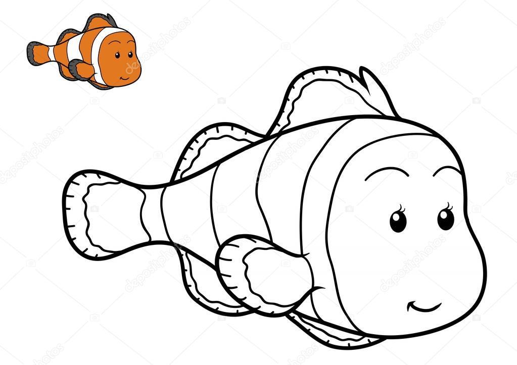Großzügig Oktopus Malbuch Bilder - Druckbare Malvorlagen - amaichi.info