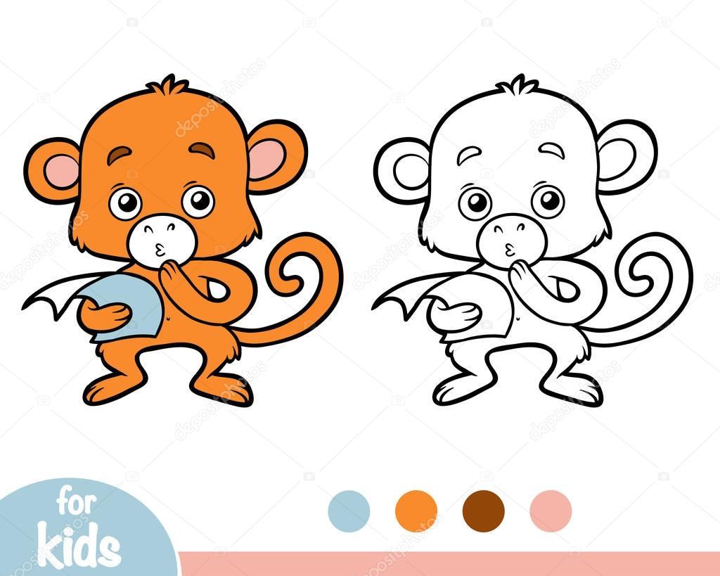 Tolle Malvorlagen Affen Springen Bett Zeitgenössisch - Beispiel ...