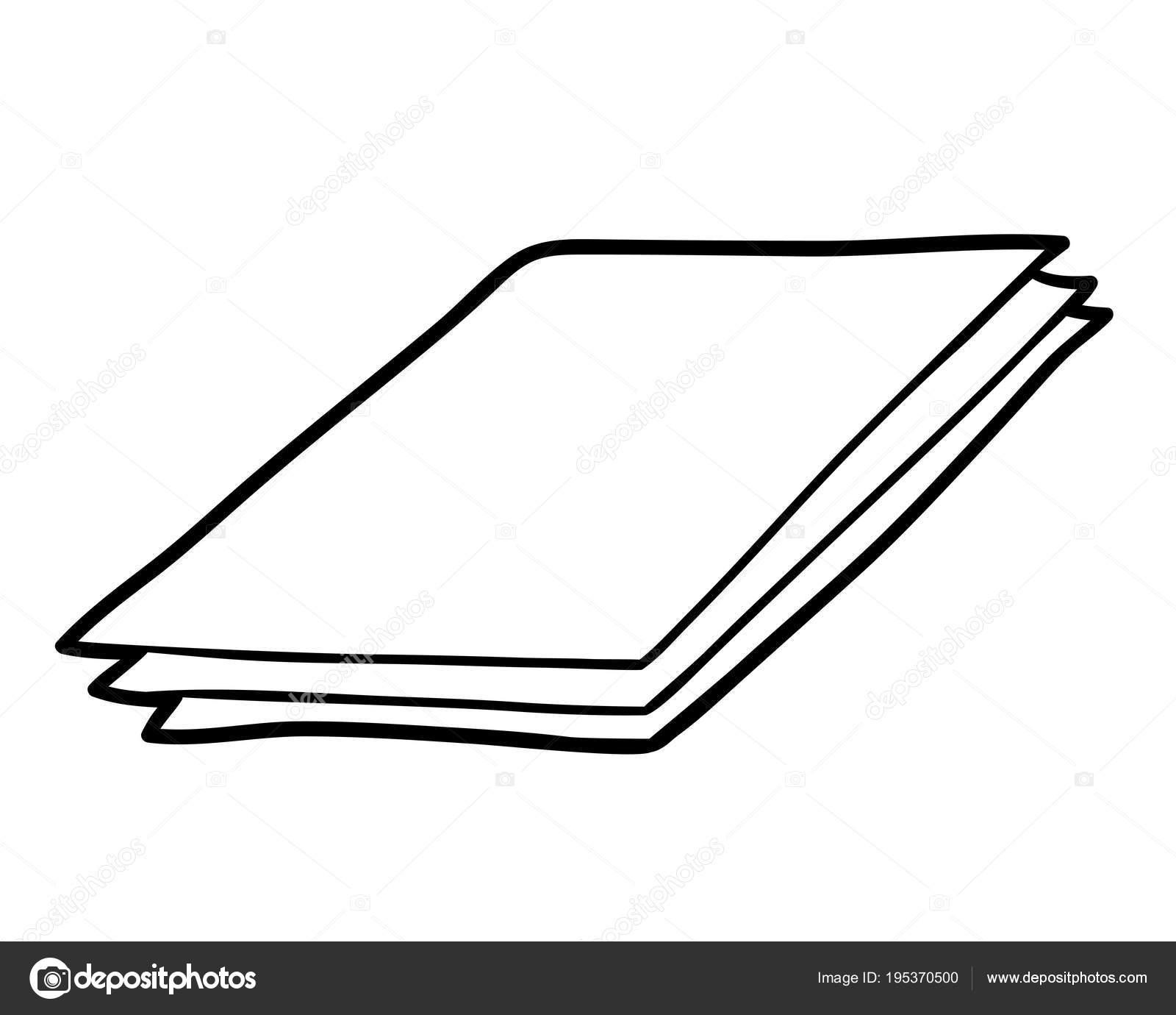 Libro de colorear mont n de hojas de papel archivo - Papel para dibujar ...