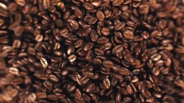 Szemes kávé, ugrás, szuper lassú 4k