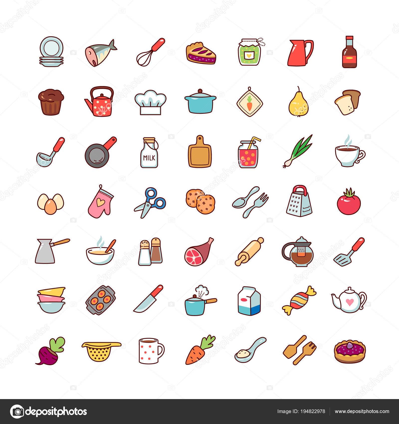 La colecci n de objetos cryptorich for Objetos de cocina