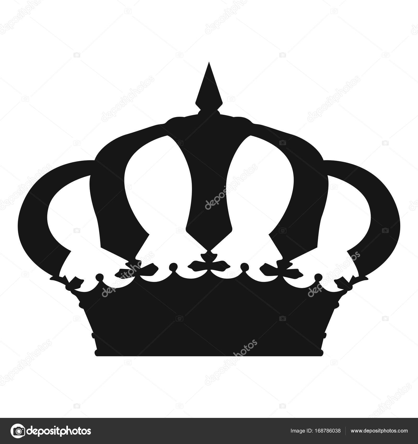 Isolated Crown Silhouette Stock Vector C Laudiseno 168786038 Are you searching for crown silhouette png images or vector? https depositphotos com 168786038 stock illustration isolated crown silhouette html