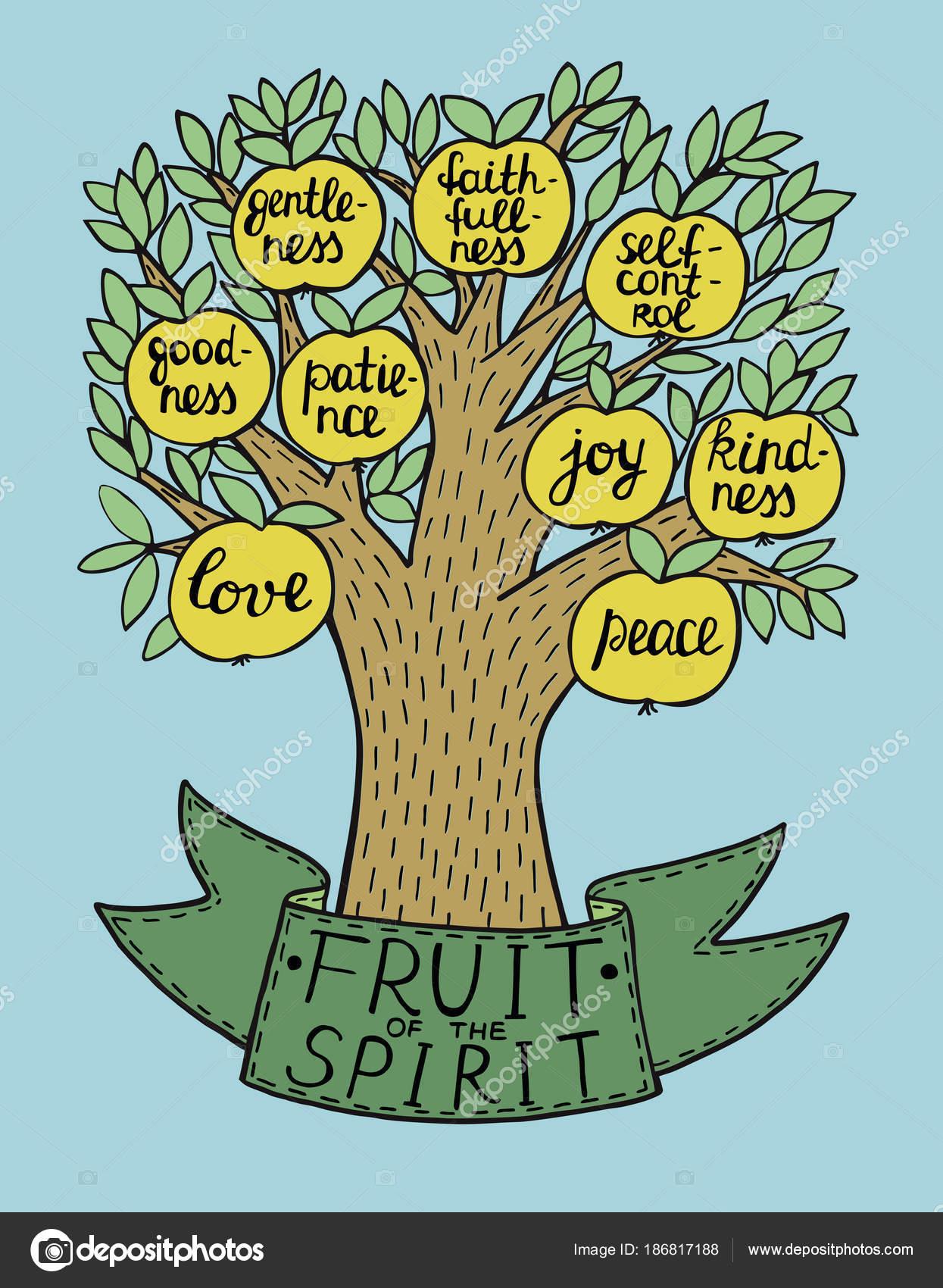 Etiquetado con verso de la Biblia el fruto del espíritu con el árbol ...