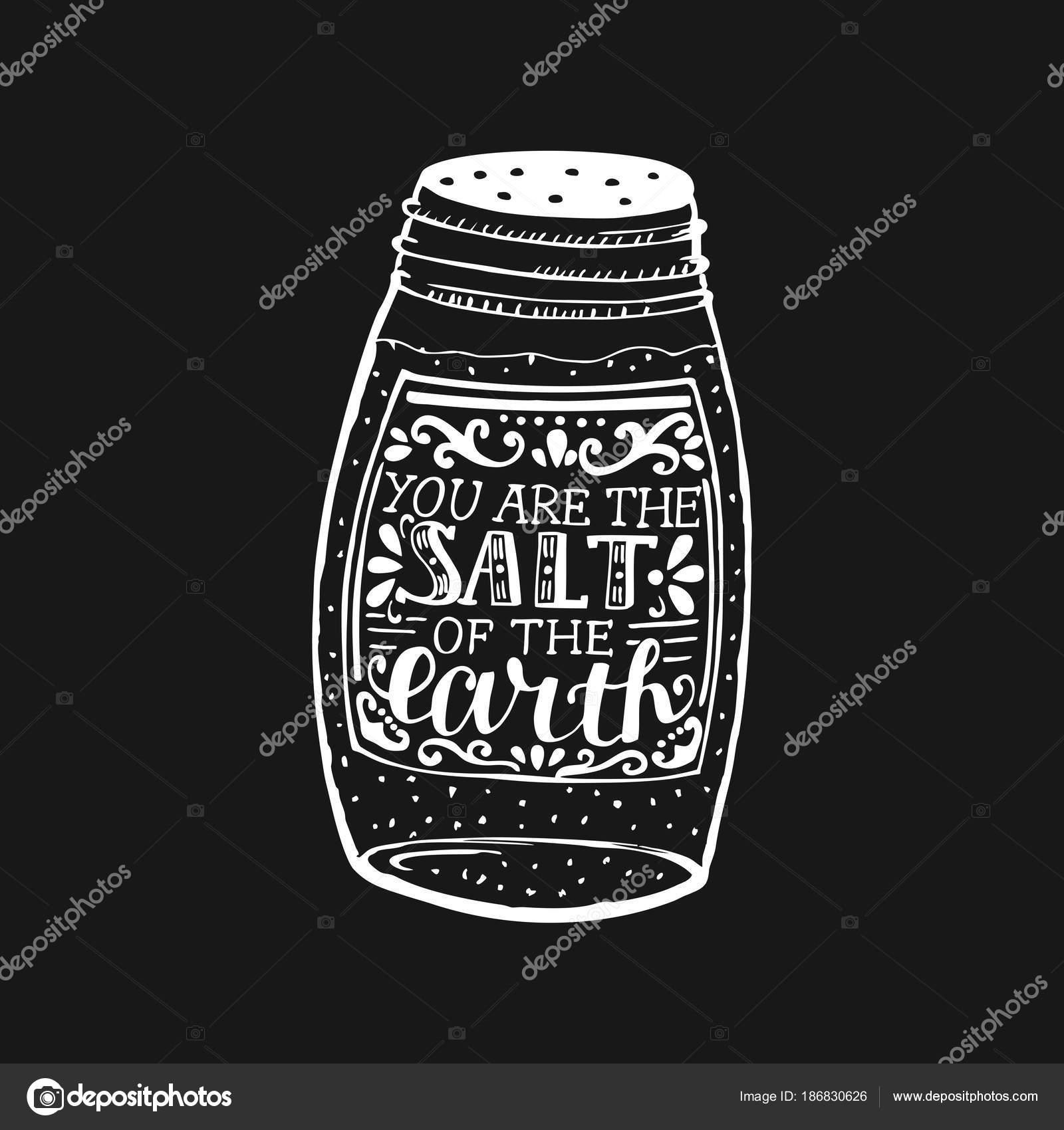 Salz Der Erde Bibel