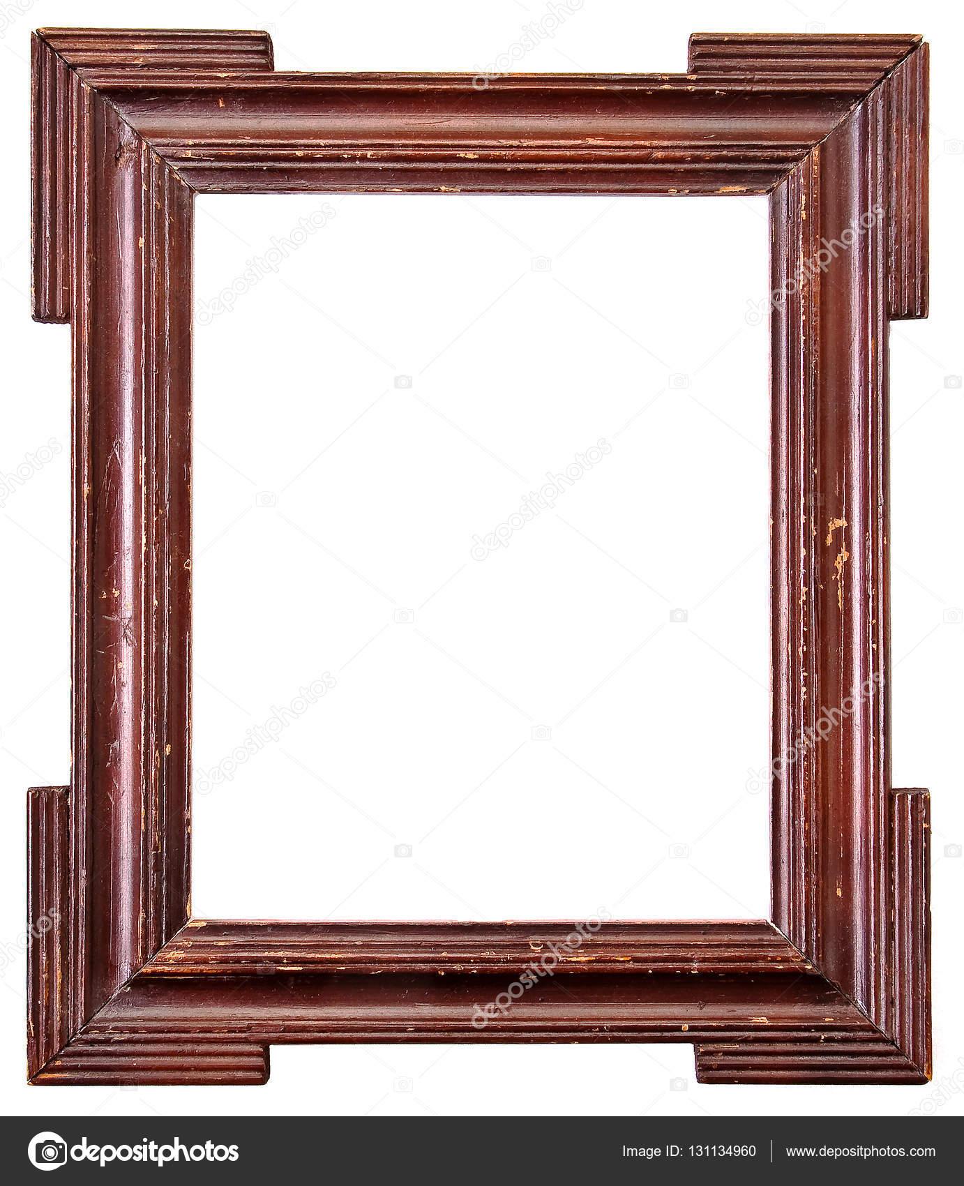 marco de madera antiguo — Foto de stock © SergeKa #131134960