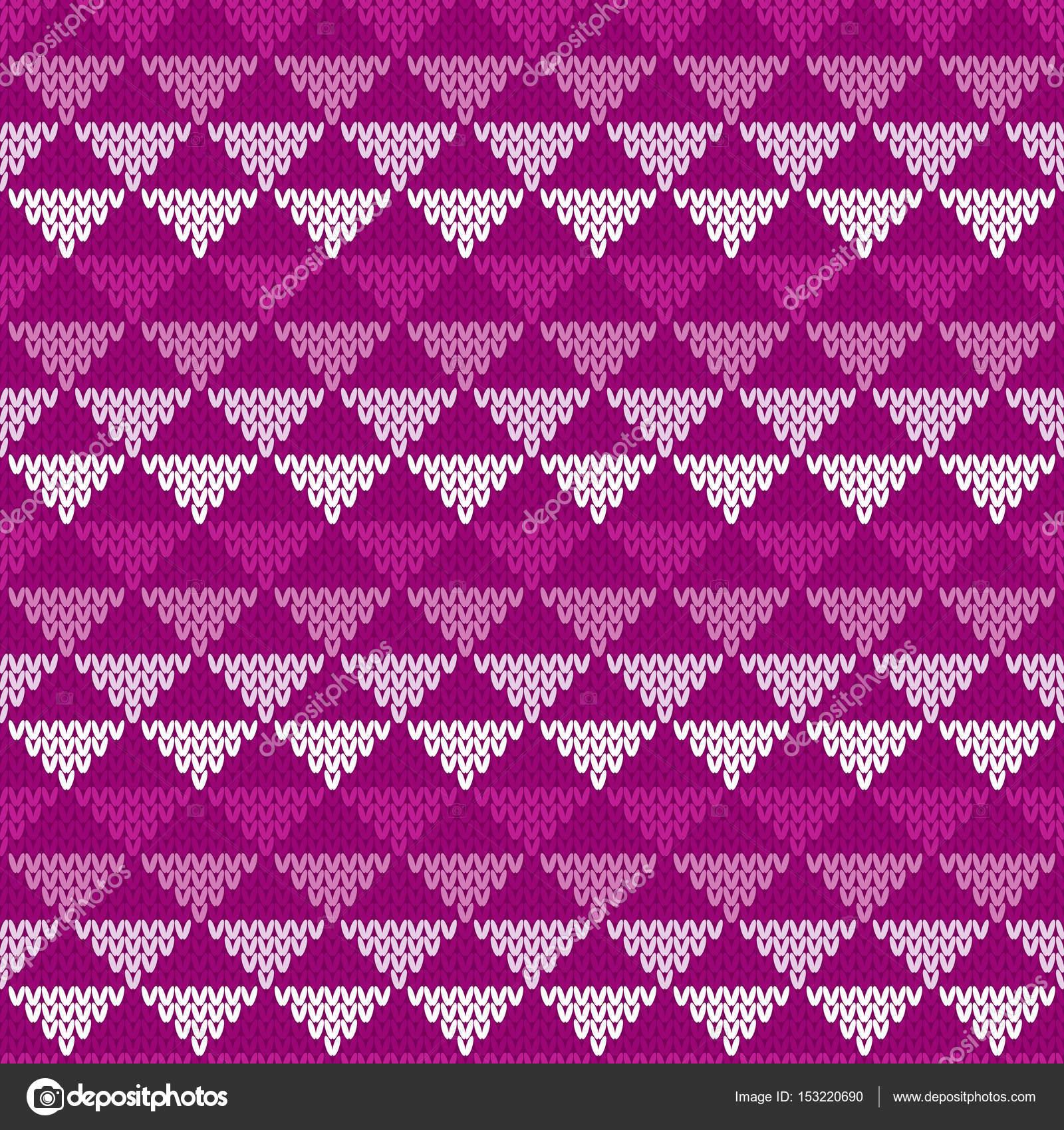 Vector abstracto punto de patrones sin fisuras. Diseño de suéter ...