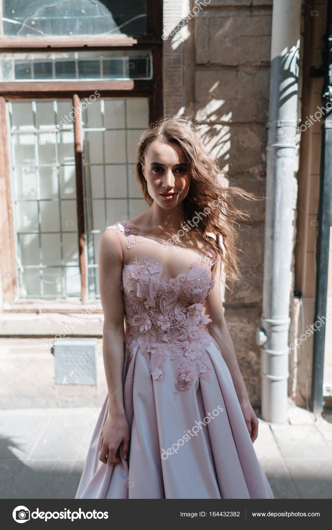 Fashion week Stylish beautiful evening dresses for girls