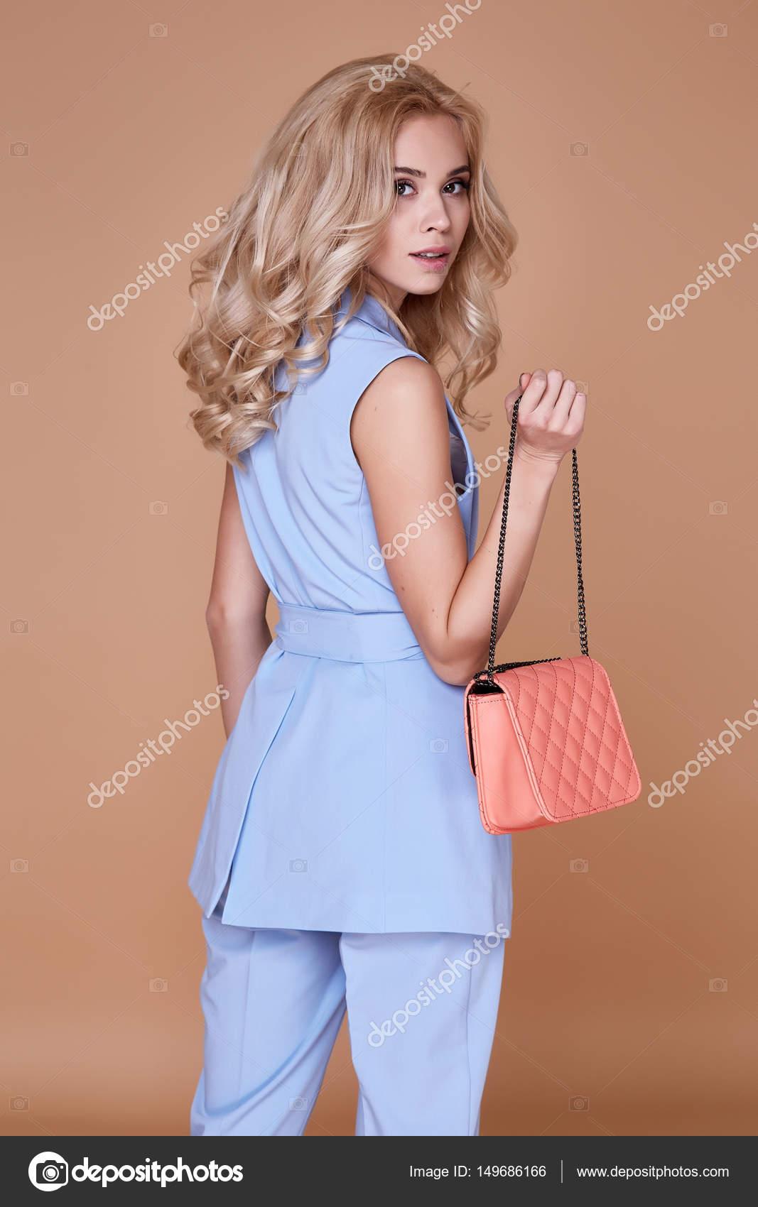 giacca e pantaloni skinn sexy Bella vestito blu ragazza usura bella ppqw1ZR