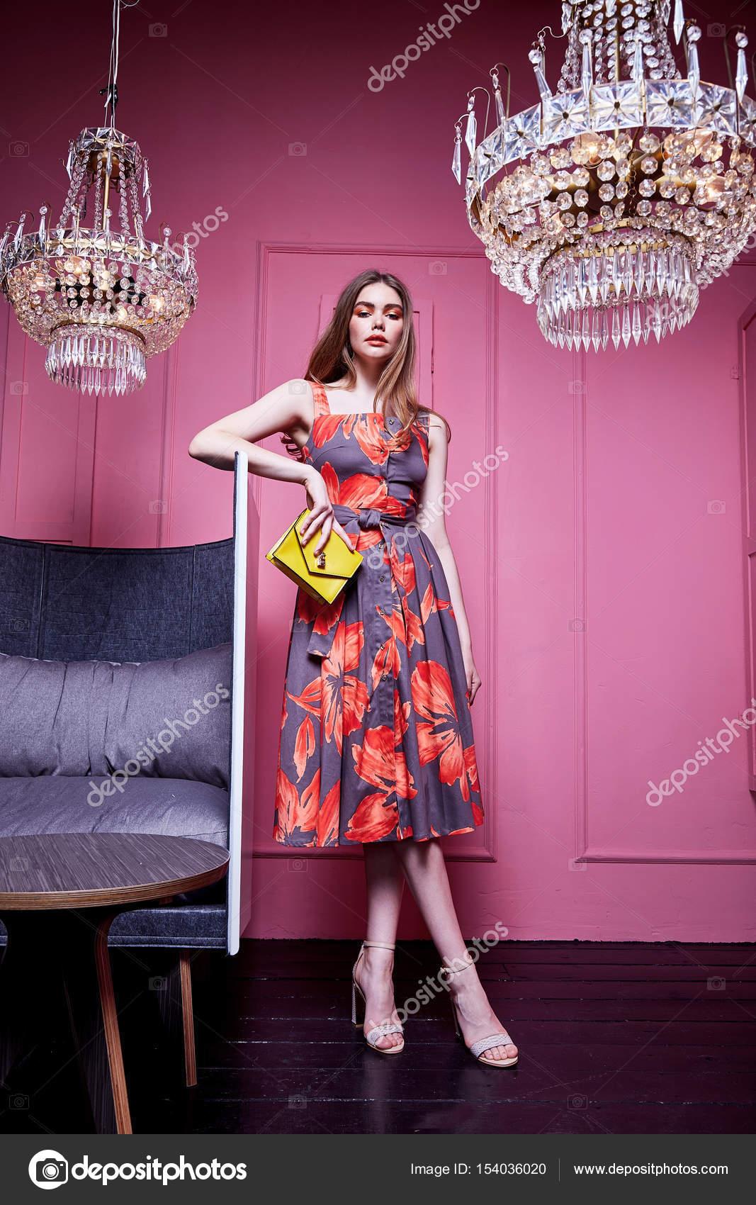 Señora sexy desgaste oficina estilo de ropa casual encuentro algodón ...