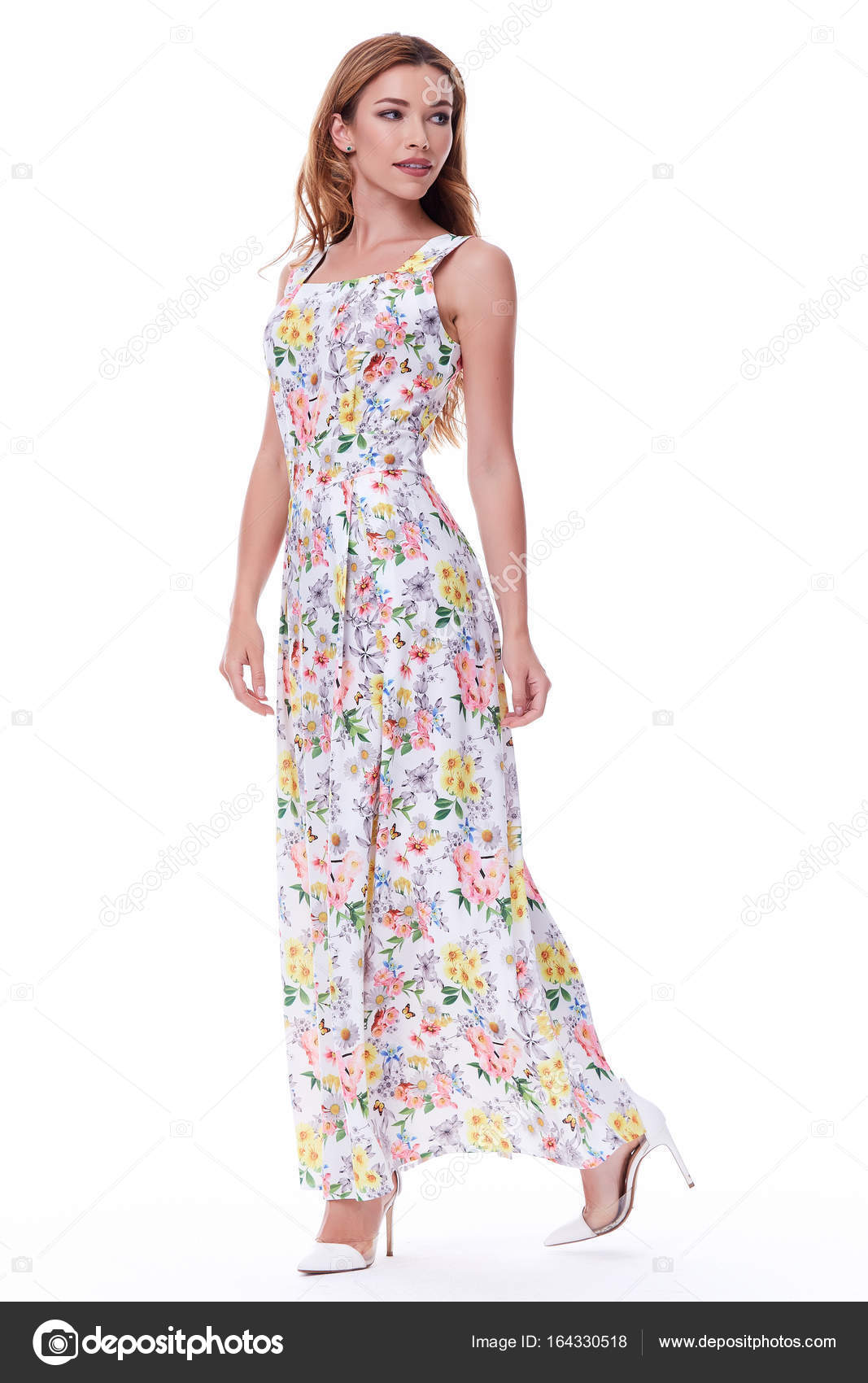 Modelos de vestidos casuales de verano