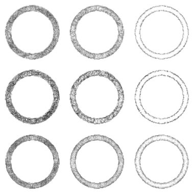 Sketch ring design element set