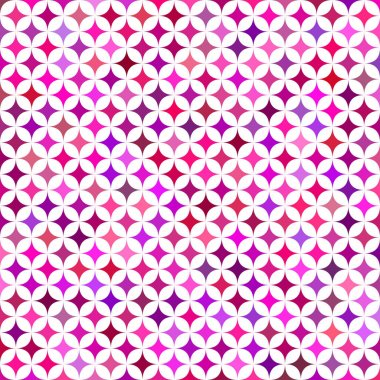 Multicolor star pattern background design