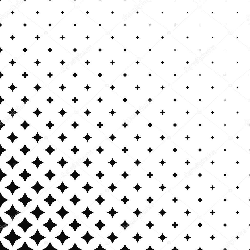 Schwarz weiß abstrakte Muster-Design-Hintergrund — Stockvektor ...
