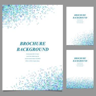 Modern brochure, booklet, cover template design