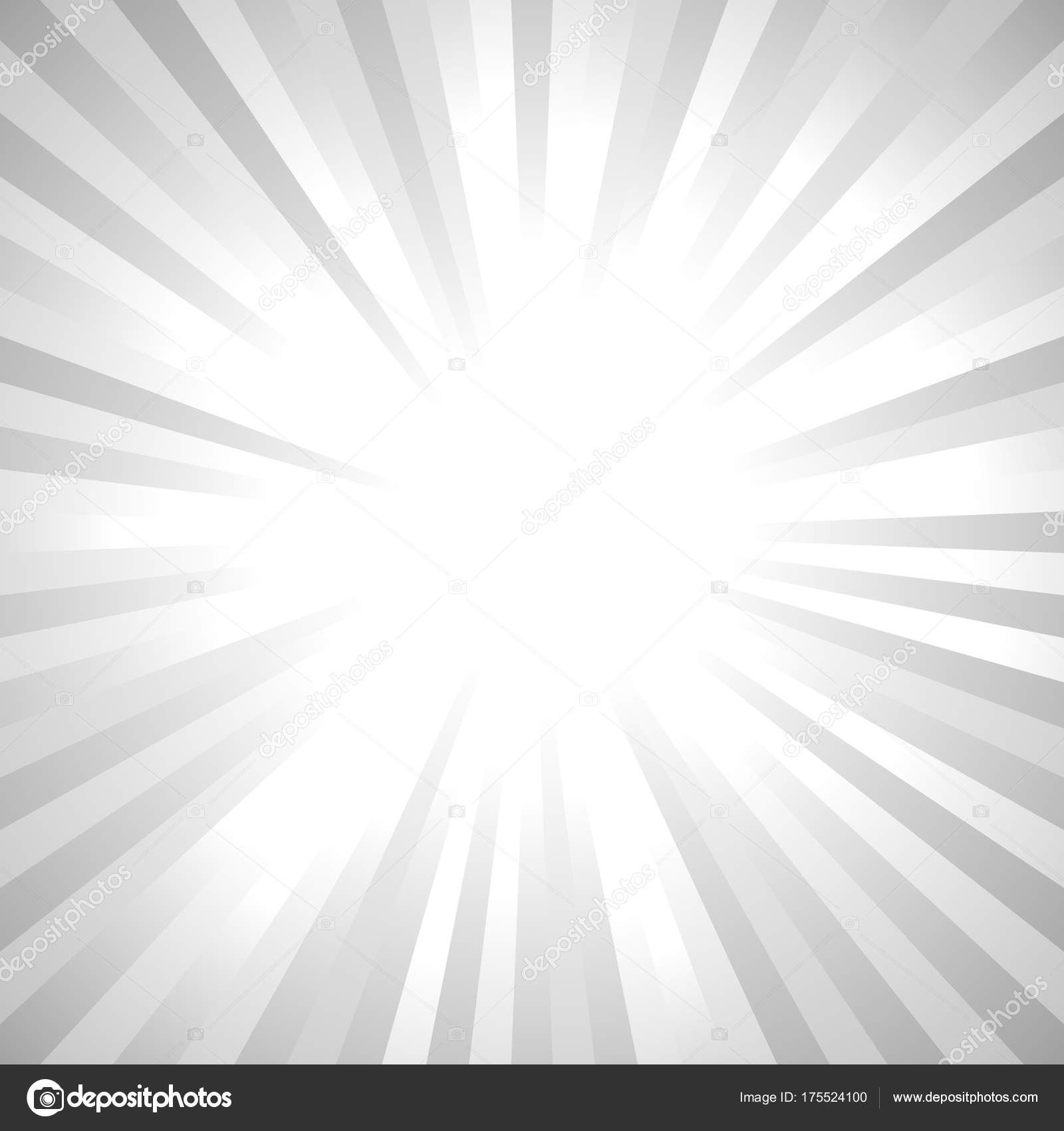 8ad3578097c Grey sun rays background - gradient vector graphic design with ...