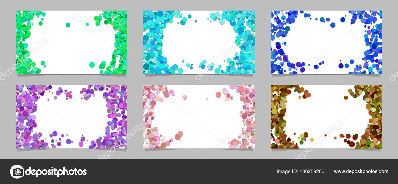 Abstract business card background set with colored diagonal stripes abstract business card background set with colored diagonal stripes stock vector reheart Image collections