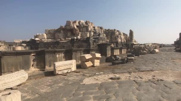 Umm Qais, Jordanien - Mauern der alten Festung Teil 9