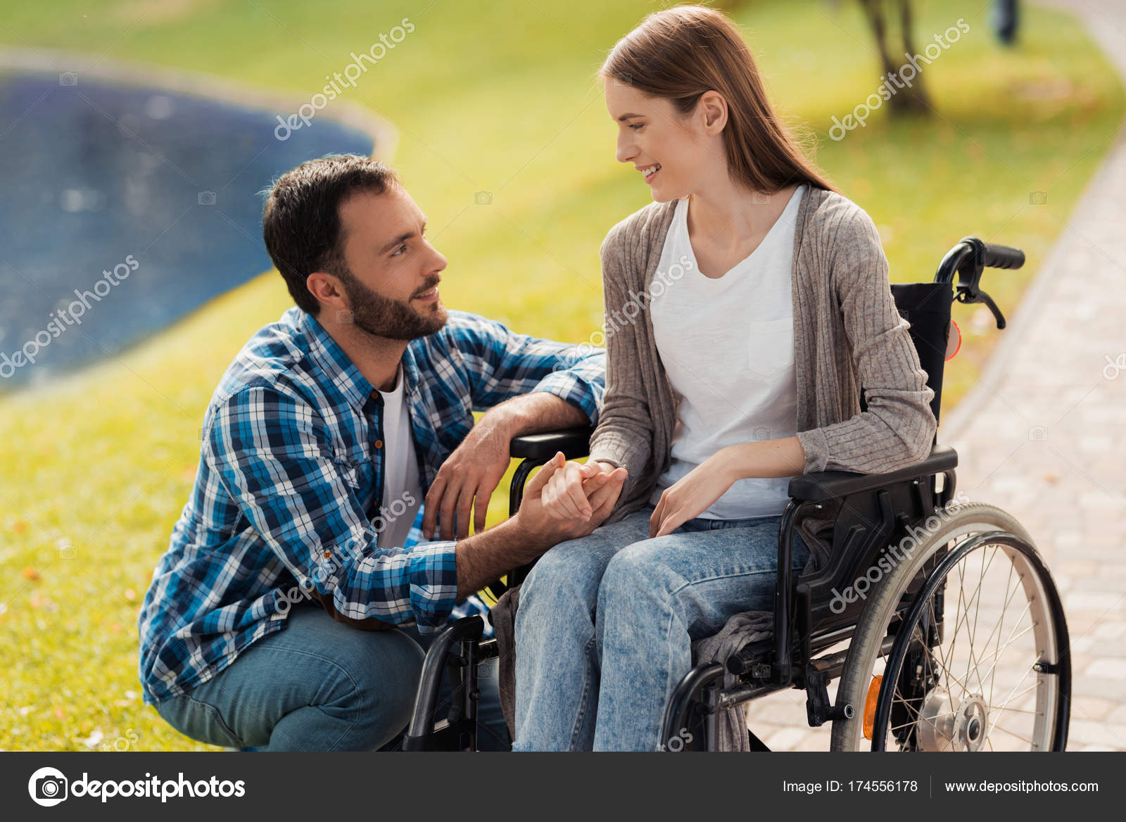 Dating a guy in wheelchair