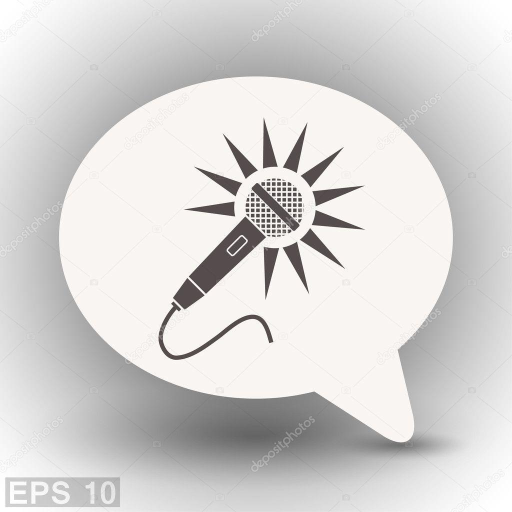 Berühmt Symbol Für Mikrofon Bilder - Die Besten Elektrischen ...