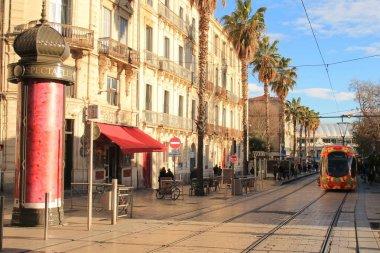 Historic Center of Montpellier, Herault, France