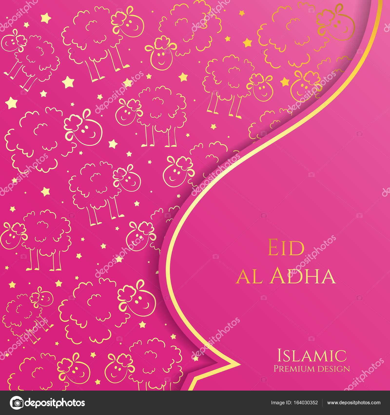 1439 hijri islamic new year happy muharram muslim community 1439 hijri islamic new year happy muharram muslim community festival eid al ul adha mubarak greeting card with 3d paper flower star moon kristyandbryce Images