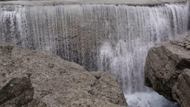 vodopád v Černé hoře