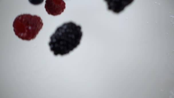 Mix z bobulí kapky do bio jogurtu
