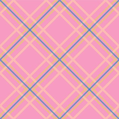 Classic checkered lines
